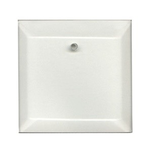 "29-2431 - Clear-3"" Square Thick Bevel"