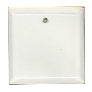 "29-2432 - Clear-4"" Square Thick Bevel"