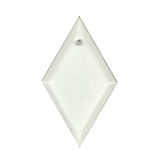 "Clear-4""x7"" Diamond Thick Bevel"