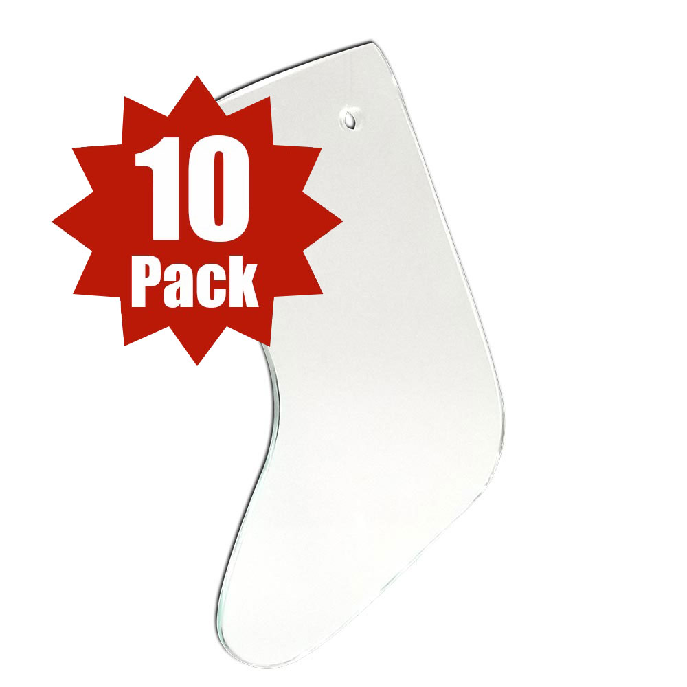 29-2514-10 - Stocking Shape (10 Pack)