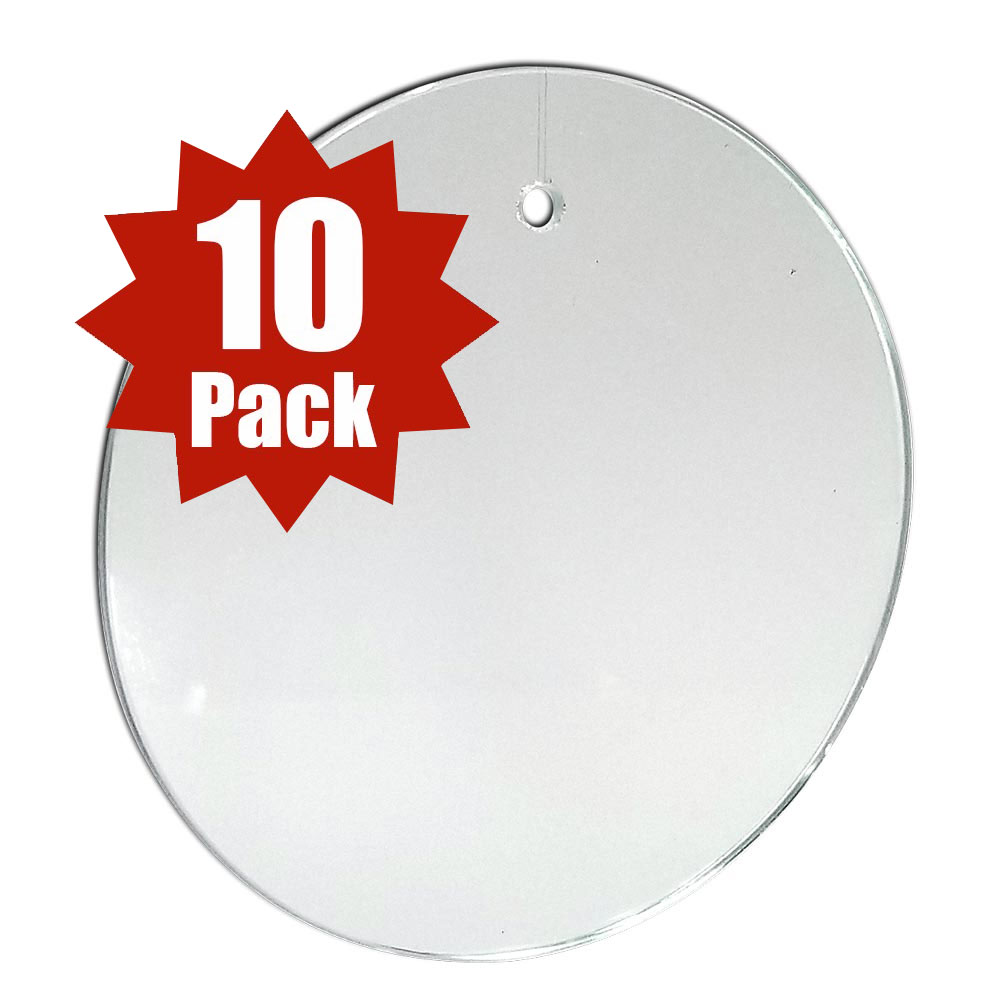 29-2518-10 - Circle Shape (10 Pack)