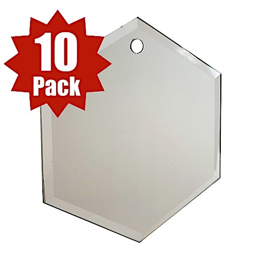 29-2608-12 - 12 pk Thin Bevel Hexagon