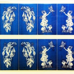 Closeout Stencil  Pixies