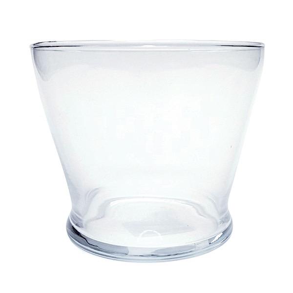 "Clear Roman Urn 3.5"""