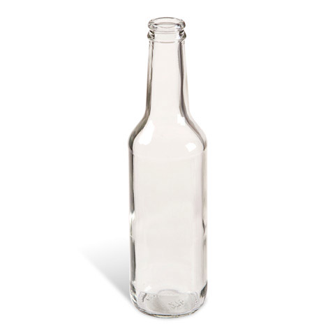 60-7026 - Glass Soda Bottle 8.86""