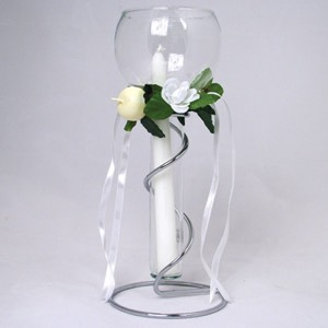 60-3861 - Floating Candle Centerpiece