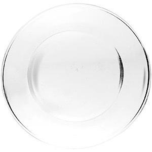 "Round  Plate 10.5"" dia"