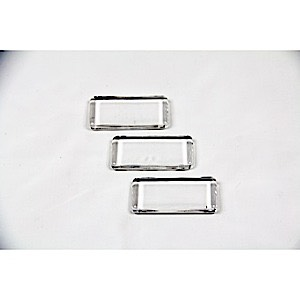 61-3388 - Rectangle glass tiles 3 pcs