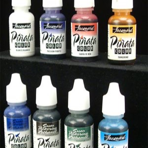 61-4500 - Pinata Glass Tint  Set
