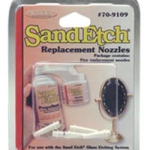 5pk. Sand Etch Replacement Nozzles