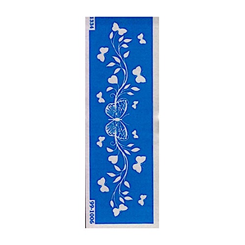 99-1006 - Butterfly Border (100 Pack)