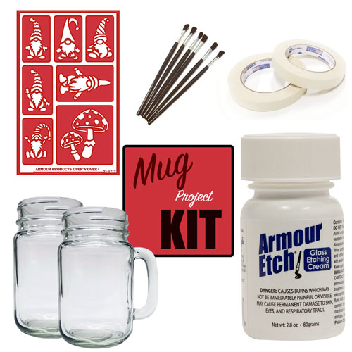 Gnome Mug Kit