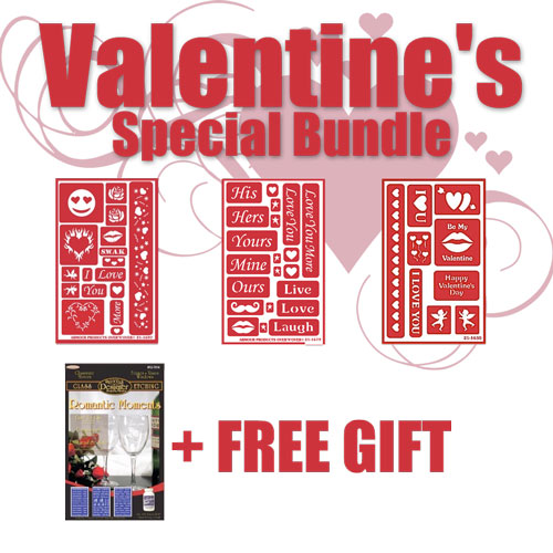 Valentine's Special  Bundle - ( BONUS $AVINGS)